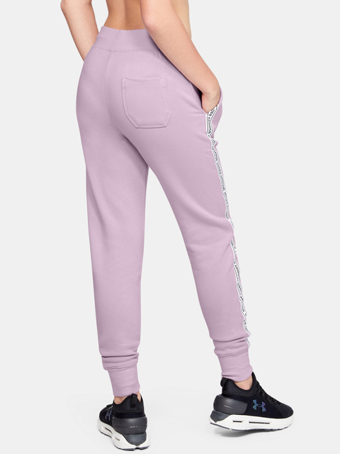 Tepláky Under Armour SportStyle Fleece Pants-PNK