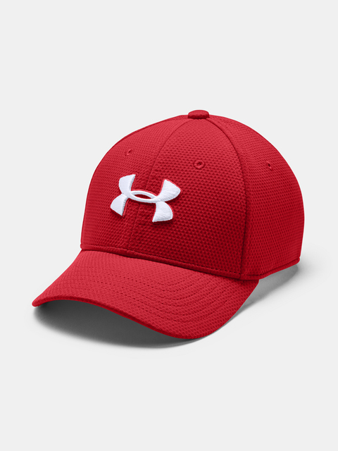 Šiltovka Under Armour Boy's Blitzing 2.0-RED