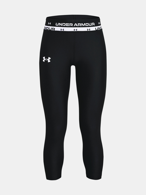 Legíny Under Armour HG Armour Crop-BLK
