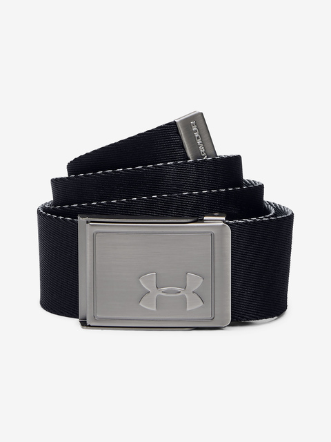 Opasok Under Armour Boy's Webbing 2.0 Belt-BLK