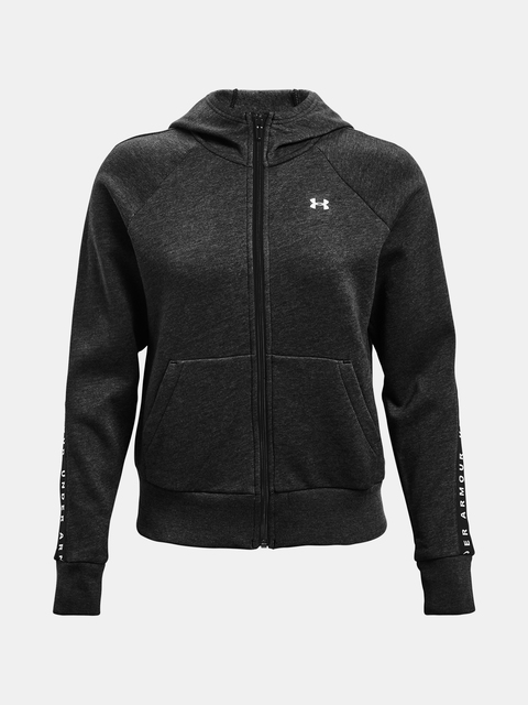 Mikina Under Armour TAPED FLEECE FZ