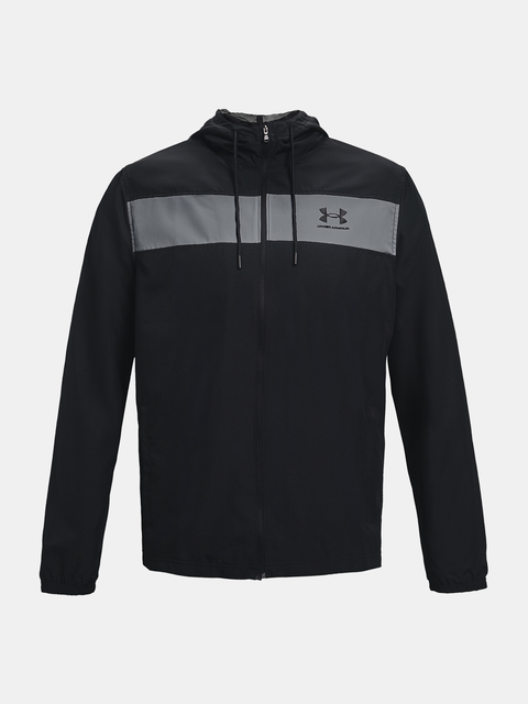 Bunda Under Armour SPORTSTYLE WINDBREAKER-BLK