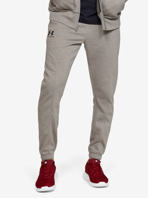 Tepláky Under Armour Speckled Fleece Joggers