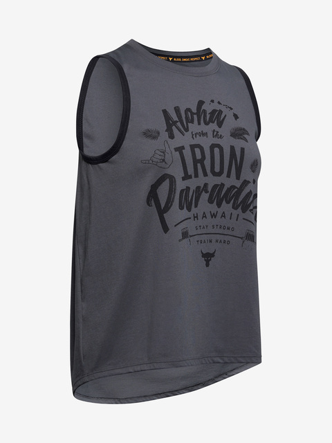 Tielko Under Armour Project Rock Aloha Tank