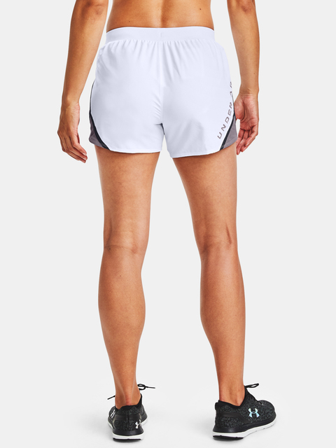 Kraťasy Under Armour UA Fly By 2.0 Stunner Short-WHT