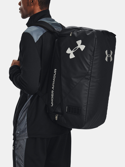 Taška Under Armour Contain Duo MD Duffle-BLK