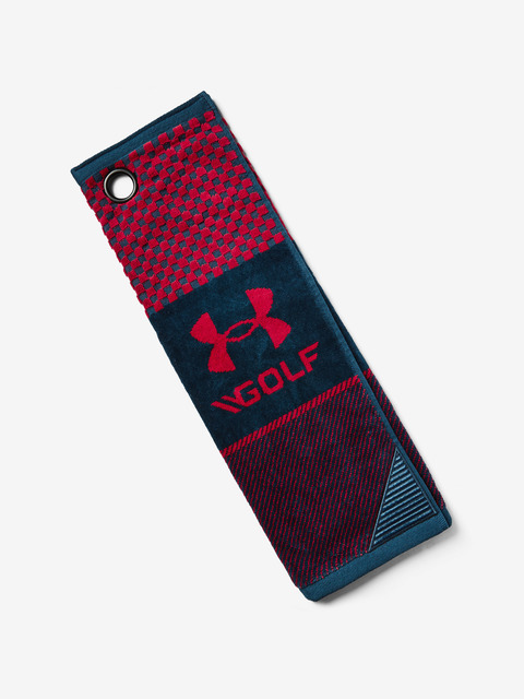 Uterák Under Armour Bag Golf Towel-Red