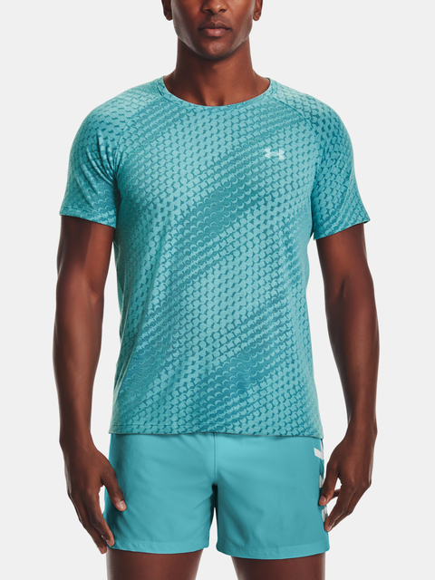 Tričko Under Armour Streaker Runclipse SS-BLU