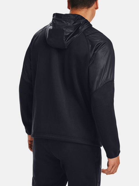 Bunda Under Armour COLDGEAR SWACKET-BLK