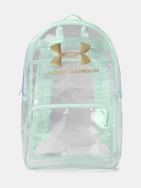 Batoh Under Armour UA Loudon Clear Backpack-WHT