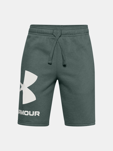 Kraťasy Under Armour UA RIVAL FLEECE LOGO SHORTS-BLU