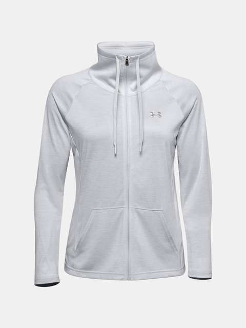 Mikina Under Armour Tech Twist FZ-GRY