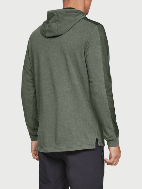 Mikina Under Armour Microthread Terry Po Hoodie