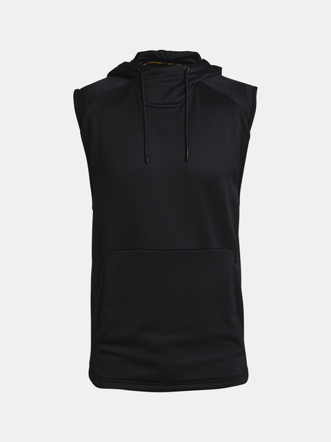 Mikina Under Armour CURRY UNDRTD SLVLS HOODY-BLK