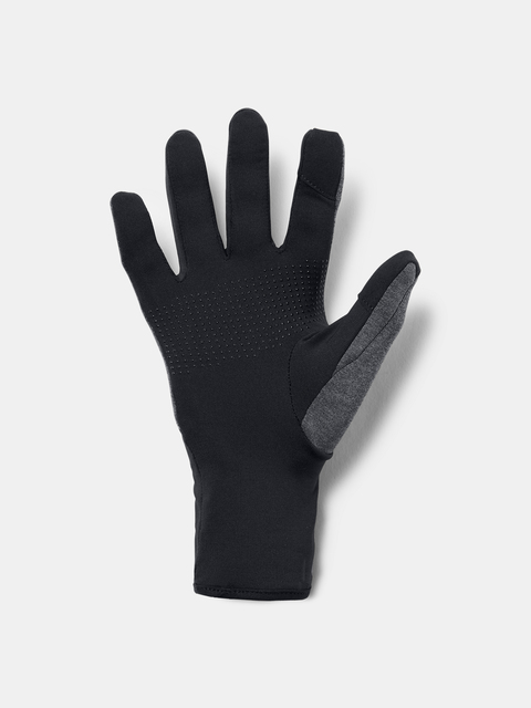 Rukavice Under Armour Ponte Liner Glove-BLK