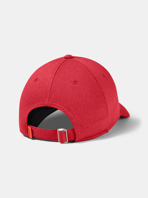 Šiltovka Under Armour UA Armour Twist Adjustable Cap-RED