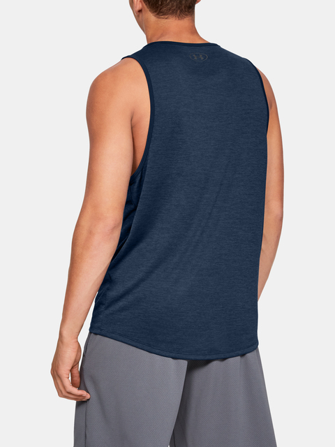 Tielko Under Armour Tech 2.0 Tank-NVY