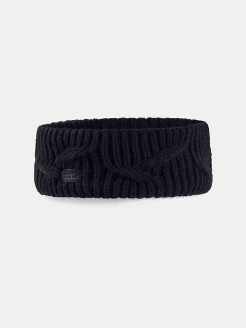 Čelenka Under Armour UA Around Town Headband-BLK