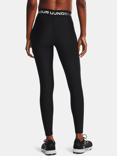 Legíny Under Armour HG Armour WM WB Legging-BLK