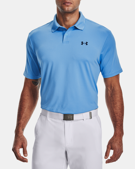 Tričko Under Armour Performance Polo 2.0-BLU