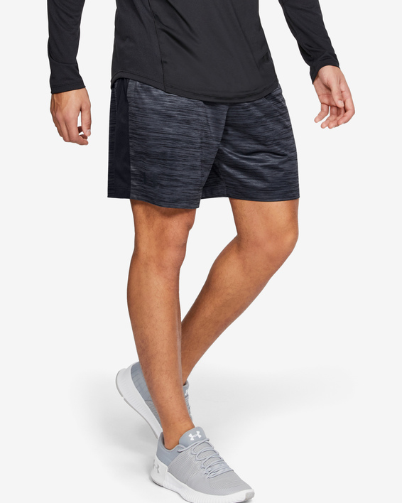 Kraťasy Under Armour UA MK-1 7in Twist Shorts-BLK