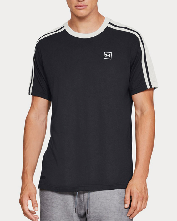 Tričko Under Armour Unstoppable Striped Ss T
