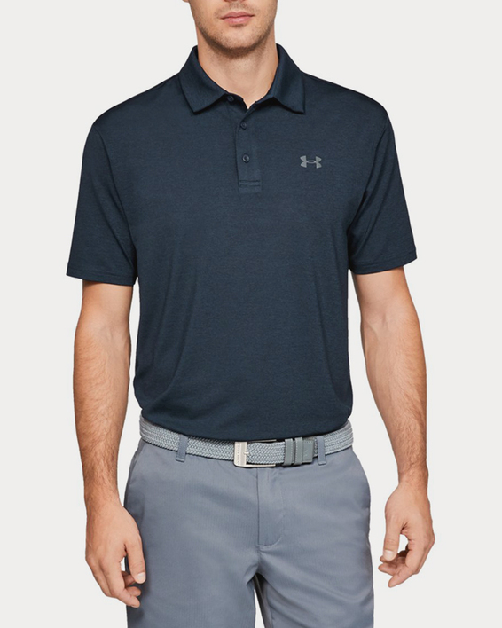 Tričko Under Armour UA Playoff Polo 2.0-NVY