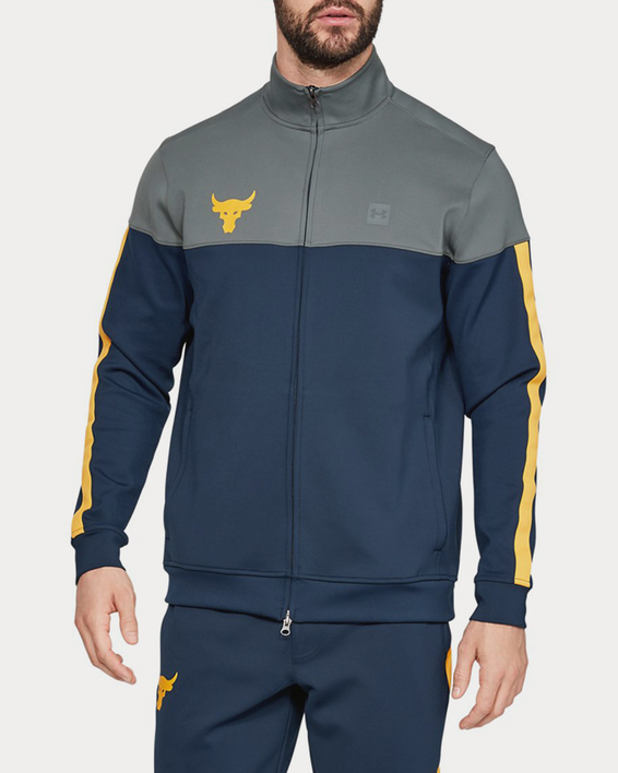 Bunda Under Armour Project Rock Track Jacket