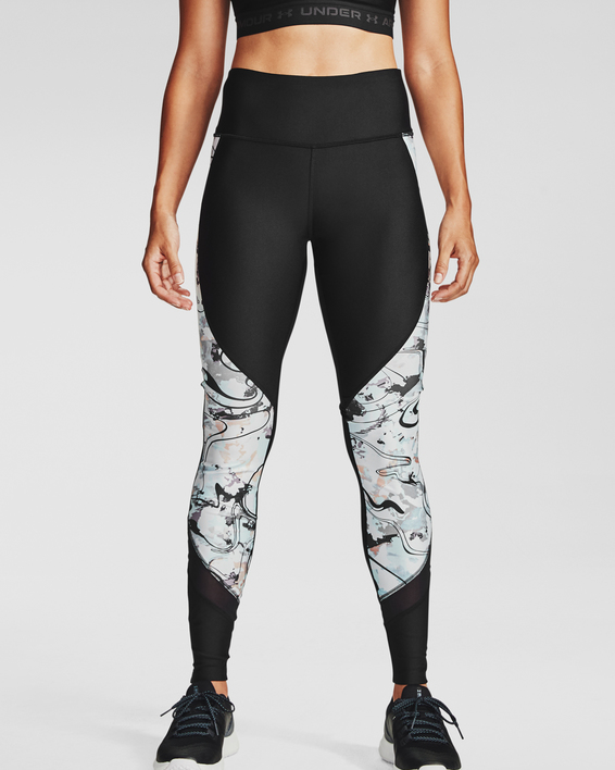 Legíny Under Armour UA HG Armour Alkali Legging-BLK