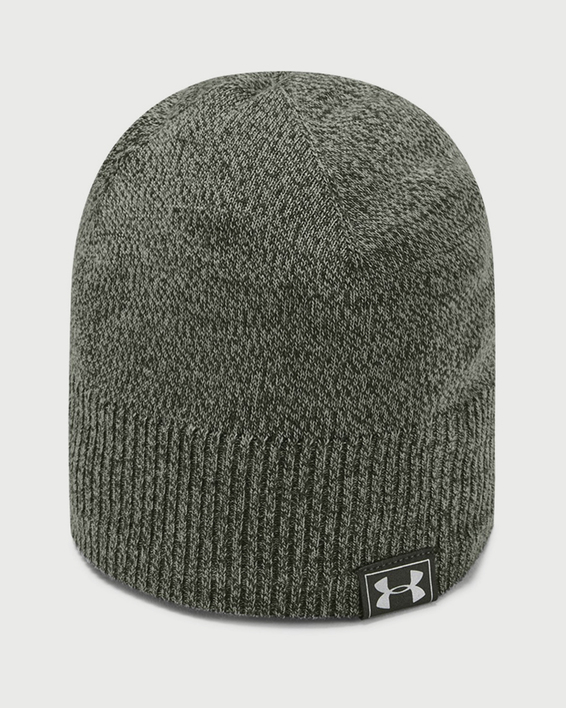 Čapica Under Armour Men's UA Reactor Knit Beanie-GRN