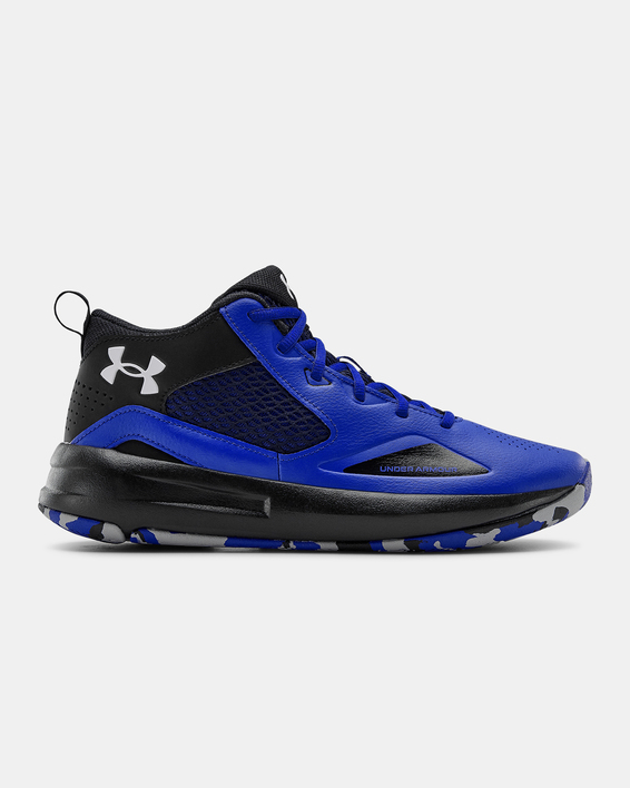 Topánky Under Armour Lockdown 5-BLU