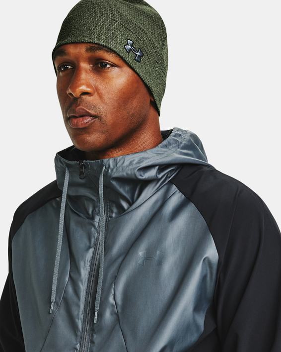 Čapica Under Armour M Storm Beanie-GRN
