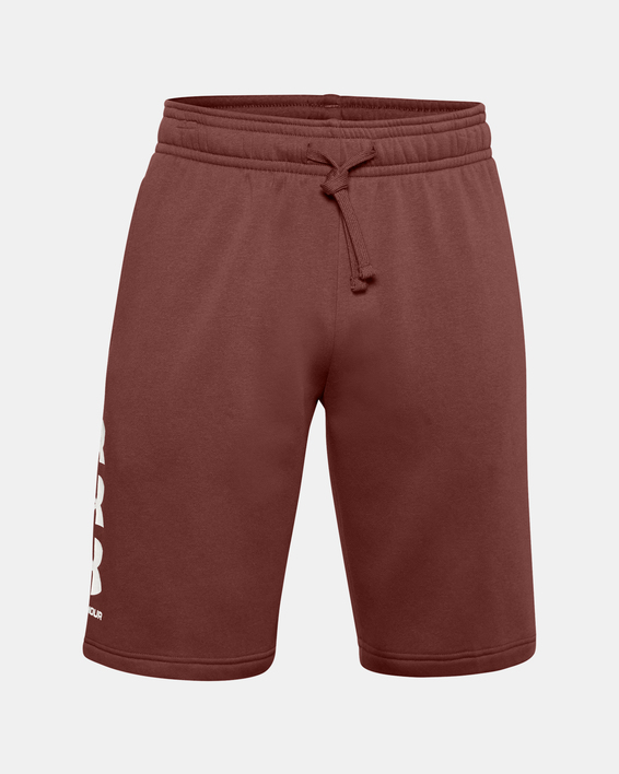Kraťasy Under Armour UA Rival Flc Multilogo Short-RED