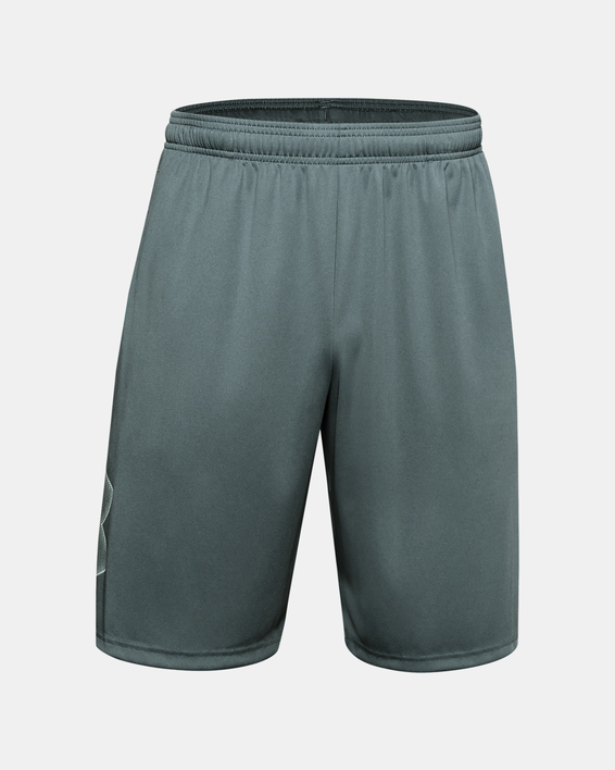 Kraťasy Under Armour UA TECH GRAPHIC SHORT-BLU