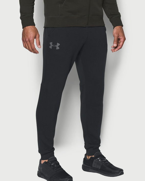 Tepláky Under Armour Rival Fitted Tapered Jogger