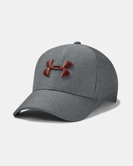 Šiltovka Under Armour UA Men's Heathered Blitzing 3.0-GRY