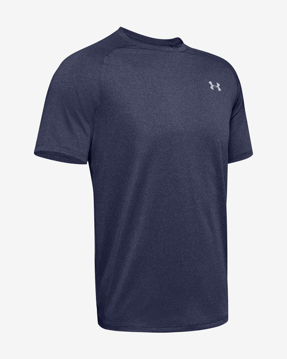 Tričko Under Armour Tech 2.0 Ss Tee Novelty-Grn