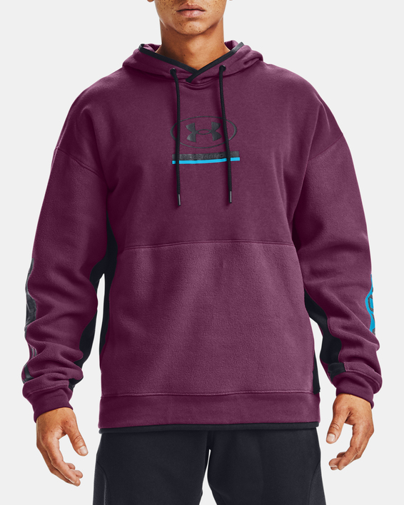 Mikina Under Armour UA 12/1 Pack Hoodie-PPL
