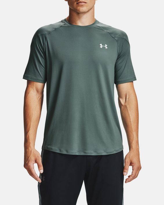 Tričko Under Armour UA Recover SS-BLU