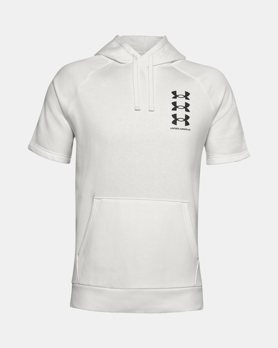 Mikina Under Armour UA Rival Flc Multilogo SS HD-WHT