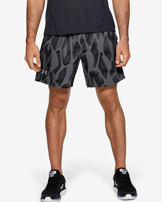 Kraťasy Under Armour Launch Sw 7'' Printed Short