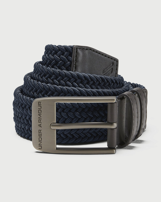 Opasok Under Armour Men's Braided 2.0 Belt-NVY