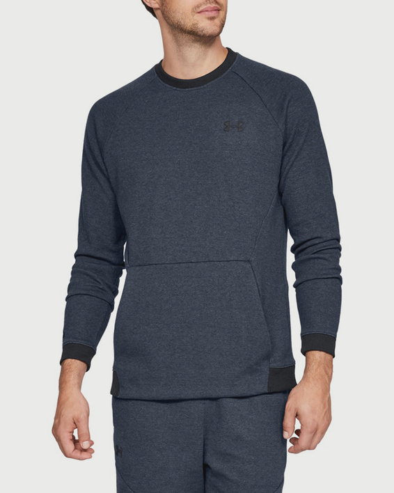 Mikina Under Armour Unstoppable 2X Knit Crew