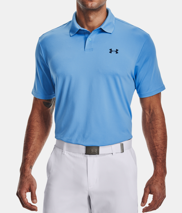 Tričko Under Armour Performance Polo 2.0-BLU (1)
