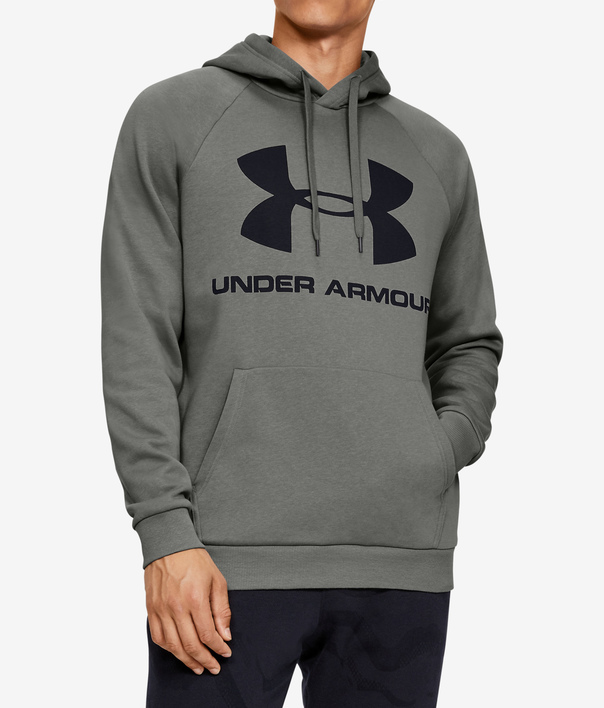 Mikina Under Armour Rival Fleece Sportstyle Logo Hoodie (1)