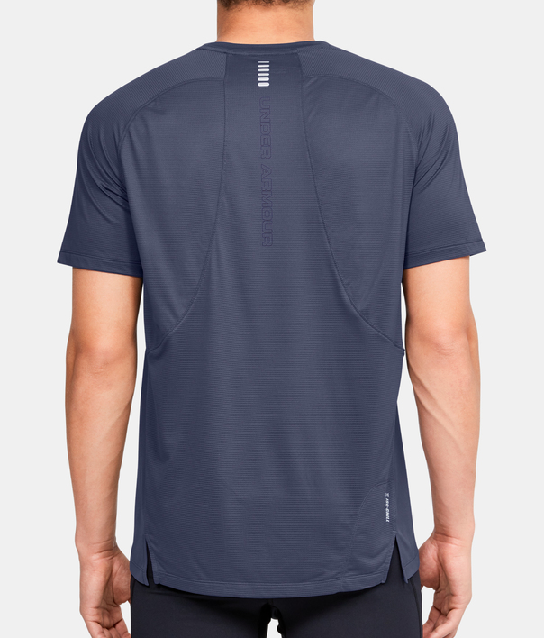 Tričko Under Armour M Qlifier Iso-Chill Short Sleeve (2)