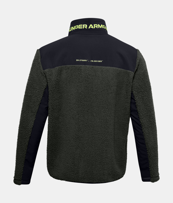 Bunda Under Armour LEGACY SHERPA SWACKET-GRN (2)