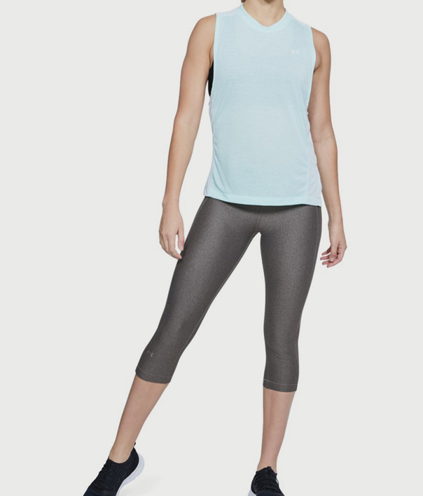Kompresné legíny Under Armour Hg Armour Capri (3)