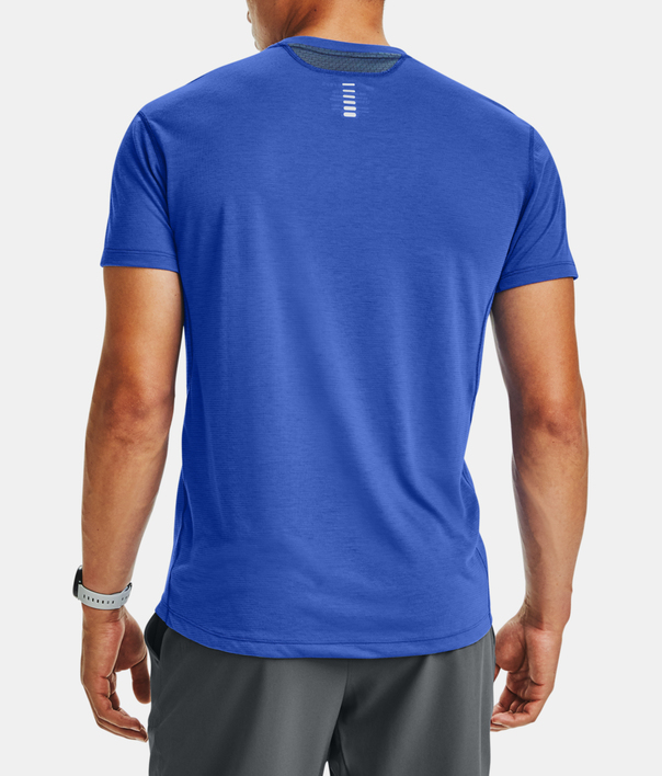 Tričko Under Armour STREAKER 2.0 SHORTSLEEVE-BLU (2)