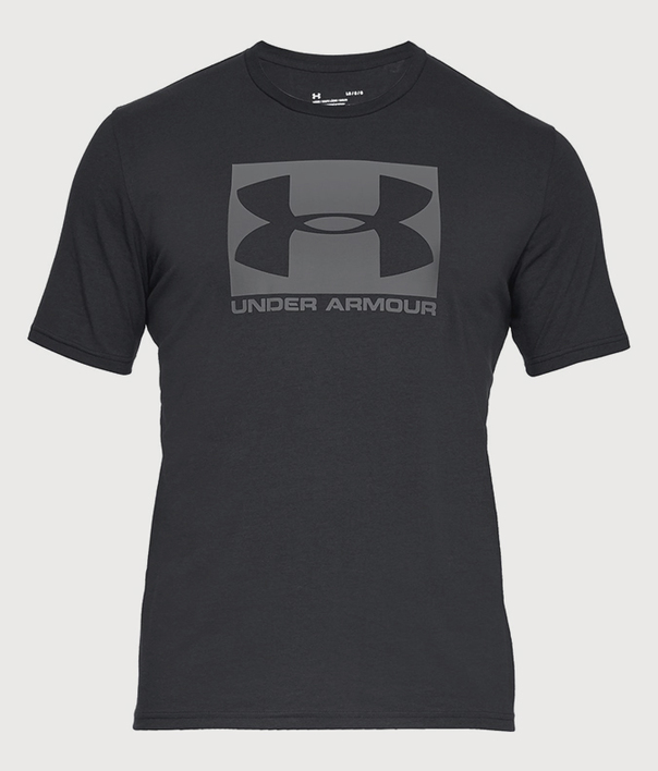 Tričko Under Armour BOXED SPORTSTYLE SS-NVY (3)